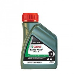 Aceite Castrol Brake Fluid Dot 4 500cc