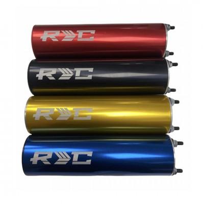 Silenciador RDC aluminio colores