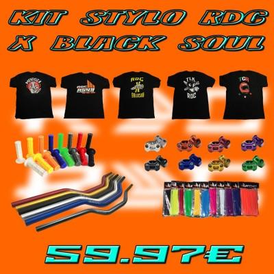 STYLO RDC KIT x Black Soul