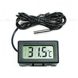 Indicador temperatura digital