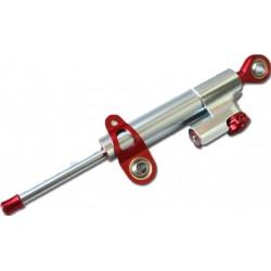 Amortiguador de dirección regulable cnc 26 cm