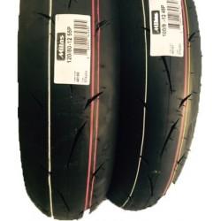 """Nuevos Neumáticos MITAS/SAVA MC35 12"""" racing soft"""