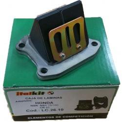 Caja de laminas italkit Nsr-Ns175/100 Cr-80