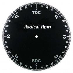 Disco medidor de grados