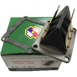 Caja de laminas Italkit Honda/Cagiva 125