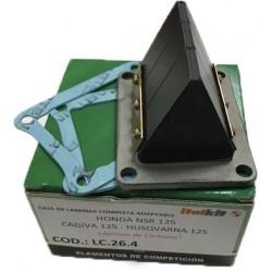 Caja de laminas Italkit Carbono Honda/Cagiva/Husqvarna 125