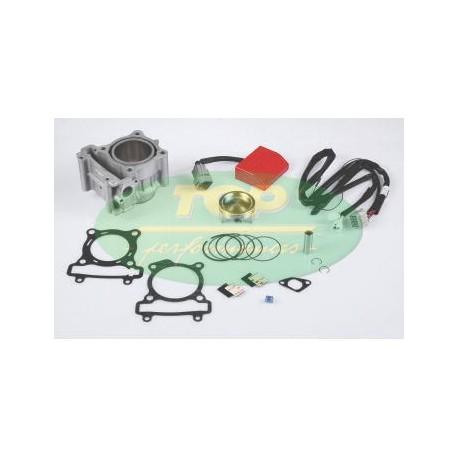 Cilindro Top aluminio 182cc + centralita Yamaha WR R 125