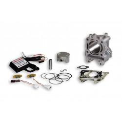 Cilindro Malossi trans. 162cc Honda PCX 125 12-17