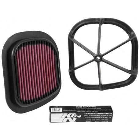 Filtro de aire K&N Honda CRF 450 R 09-12
