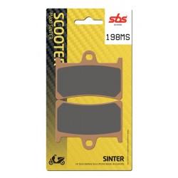 Pastillas de freno SBS Sinter Yamaha T MAX 530 12-16