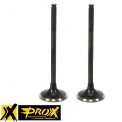 x2 Válvulas admisión titanio ProX KTM SXF/EXCF 250 06-13