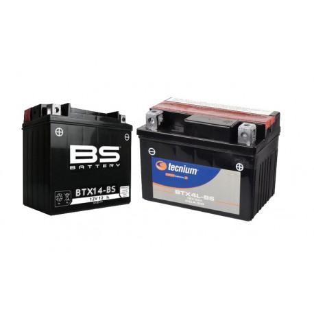 Batería BTZ14S-BS