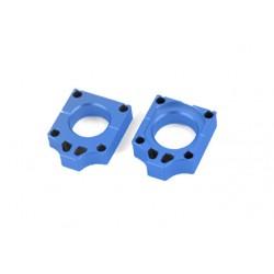 Tensores azules eje trasero Husqvarna TE/TC/FE/FC 125-501