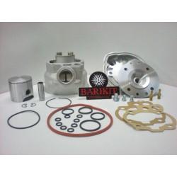 Barikit 80cc AM6 1 segmento aluminio con culatin
