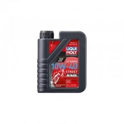 Liqui-Moly 100% sintético 4T 10W-40 Street Race