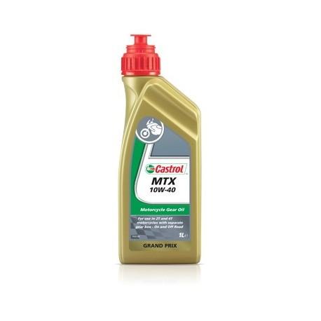 Aceite Castrol mtx 10/40