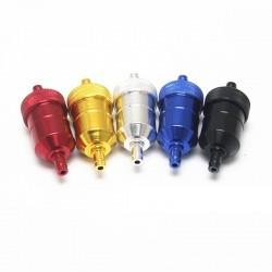 Filtro de Gasolina Metálico de Colores