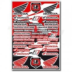 Kit Adhesivos Blackbird Honda Racing