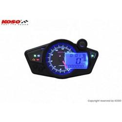 Marcador universal RX1N GP Style (negro / azul) BA011210