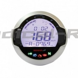 Marcador circular KOSO D64 DL-03S plata BB642W10