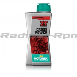 Aceite Motorex cross power 2t
