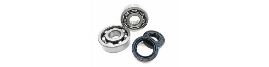 Bearings & Oil Seals Euro 3-4