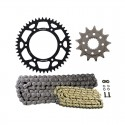 COMPLETE CHAIN & SPROCKETS KITS