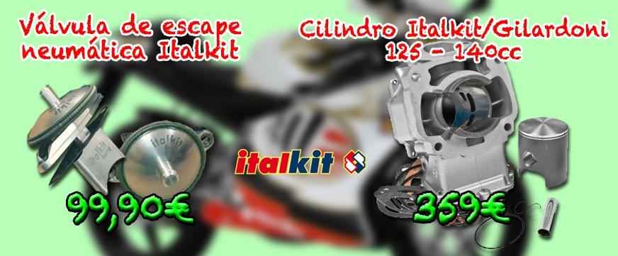 Italkit/Gilardoni components