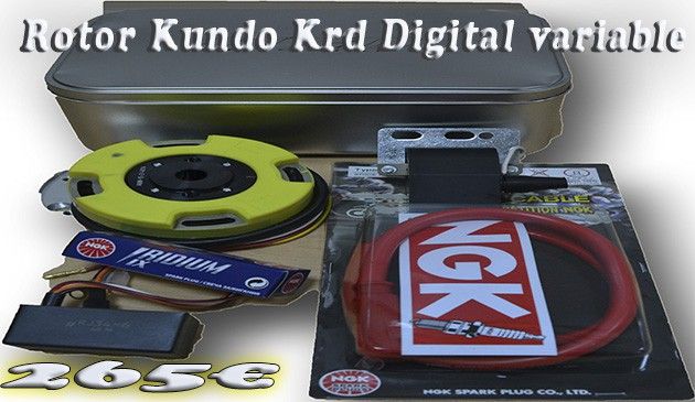 Rotor Kundo KRD Digital variable