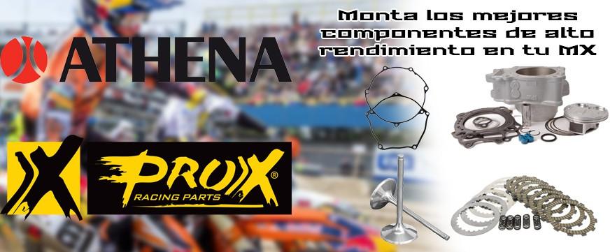 Componentes Athena y ProX