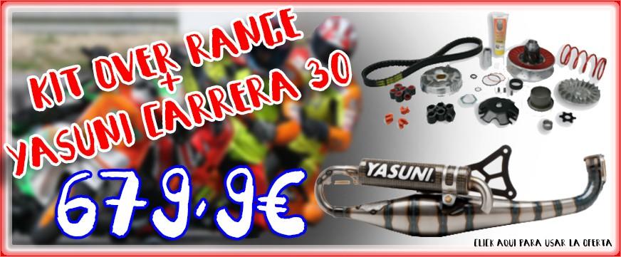 Ofertón Yasuni + Over range